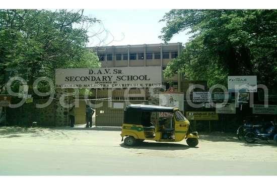 Hiruvalluvar Nagar - Mogappair - DAV School