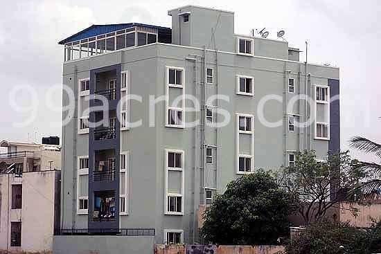 Green Apartment- Kasavanahalli