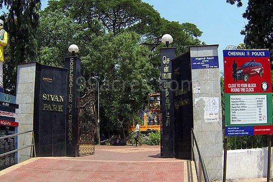 Sivan Park-KKnagar