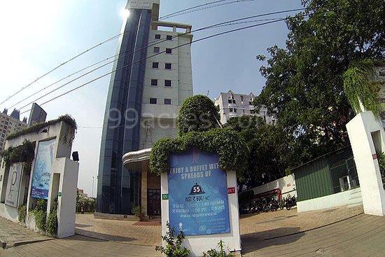 Enterance Residential Society -Koyambedu