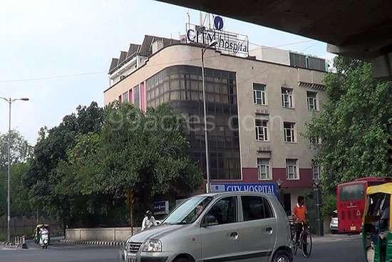 City Hospital - Karol Bagh