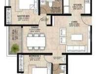 2 BHK,  Residential Apartment in Mahindra City