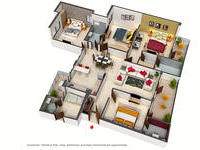4 Bhk Residential Apartment In Sector 107 Noida