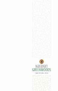 Narayan Greenwoods Brochure