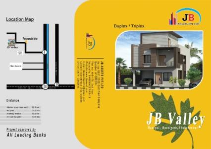 JB Valley Brochure