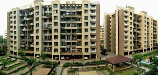 ₹ 42,000, 3 bhk Residential Apartment for rent in Veerbhadra Nagar - Building