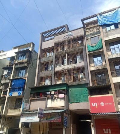 ₹ 65 Lac, Commercial Shop in Sector 19 Ulwe - Building