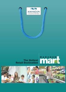 Mahagun Mart Brochure