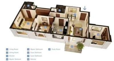 Dlf New Town Heights Kochi Rent 29 Flats For Rent In Dlf New Town Heights Kochi Kakkanad Kochi