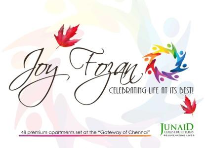 Junaid Joy Fozan Brochure