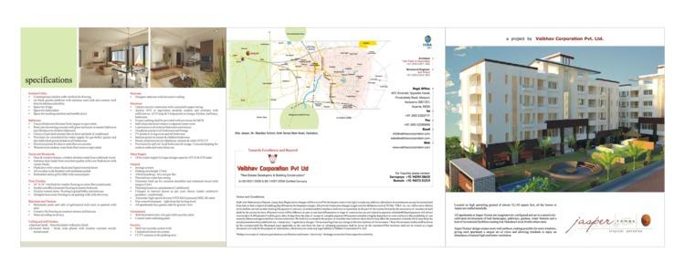 Vaibhav Jasper Homes Brochure